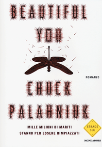 Libro Beautiful you Chuck Palahniuk