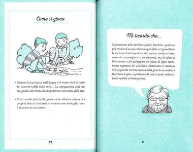 Libro Il piccolo manuale dei giochi di una volta Francesco Guccini 1