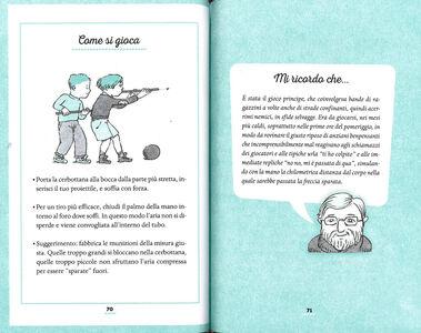 Libro Il piccolo manuale dei giochi di una volta Francesco Guccini 2