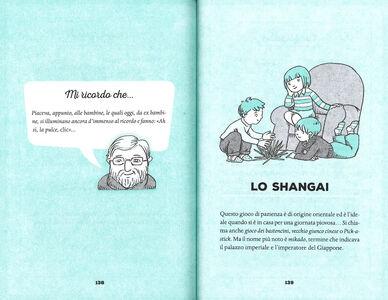 Libro Il piccolo manuale dei giochi di una volta Francesco Guccini 4