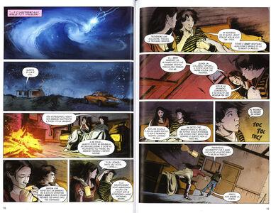 Foto Cover di Il ladro di fulmini. Percy Jackson e gli dei dell'Olimpo, Libro di Rick Riordan,Robert Venditti, edito da Mondadori 1