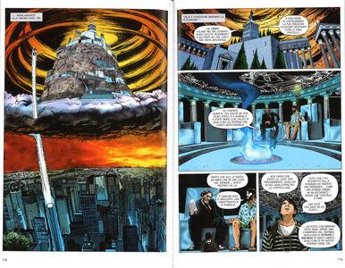 Foto Cover di Il ladro di fulmini. Percy Jackson e gli dei dell'Olimpo, Libro di Rick Riordan,Robert Venditti, edito da Mondadori 4
