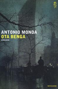 Foto Cover di Ota Benga, Libro di Antonio Monda, edito da Mondadori