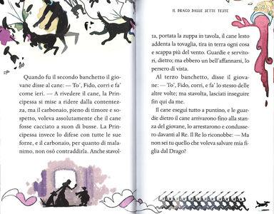 Foto Cover di Fiabe a cavallo. Fiabe italiane, Libro di Italo Calvino, edito da Mondadori 3