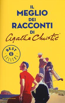 Il meglio dei racconti di Agatha Christie - Agatha Christie - copertina