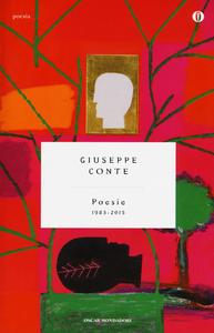 Libro Poesie (1983-2015) Giuseppe Conte