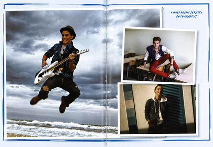 Foto Cover di Mi piace! Come conquistare un ragazzo (come me), Libro di Ruggero Pasquarelli,Silvia Gianatti, edito da Mondadori 1