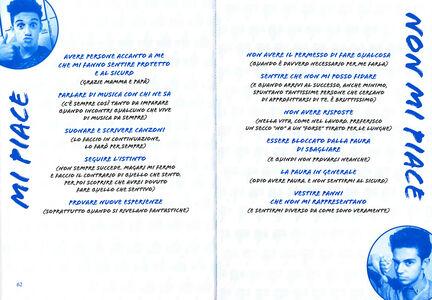 Foto Cover di Mi piace! Come conquistare un ragazzo (come me), Libro di Ruggero Pasquarelli,Silvia Gianatti, edito da Mondadori 3