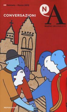 Grandtoureventi.it Nuovi argomenti. Vol. 69: Conversazioni. Image
