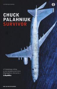 Libro Survivor Chuck Palahniuk