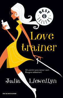 Love trainer - Julia Llewellyn - copertina