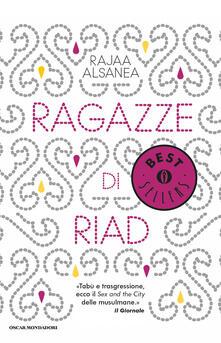 Ragazze di Riad - Rajaa Alsanea - copertina