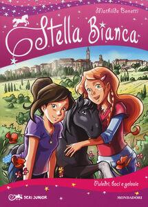 Foto Cover di Puledri, baci e gelosie. Stella Bianca. Vol. 5, Libro di Mathilde Bonetti, edito da Mondadori