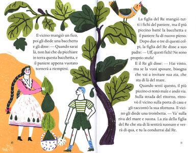 Libro Fiabe di oggetti magici Italo Calvino , Irene Rinaldi 1