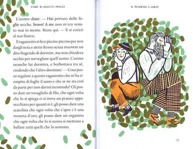 Libro Fiabe di oggetti magici Italo Calvino , Irene Rinaldi 2