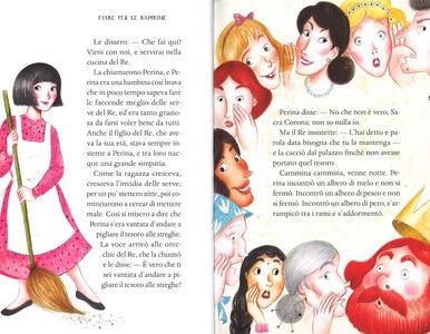 Foto Cover di Fiabe per le bambine. Fiabe italiane, Libro di Italo Calvino, edito da Mondadori 1