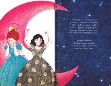 Foto Cover di Fiabe per le bambine. Fiabe italiane, Libro di Italo Calvino, edito da Mondadori 2