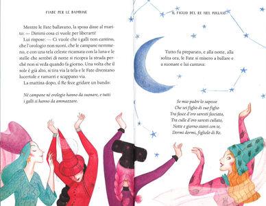 Foto Cover di Fiabe per le bambine. Fiabe italiane, Libro di Italo Calvino, edito da Mondadori 4