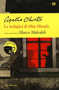 Libro Le indagini di Miss Marple Agatha Christie