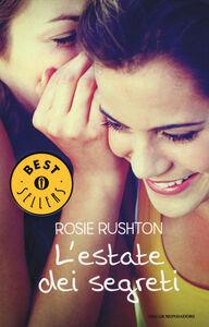 Foto Cover di L' estate dei segreti. Vol. 2, Libro di Rosie Rushton, edito da Mondadori
