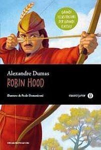 Libro Robin Hood Alexandre Dumas