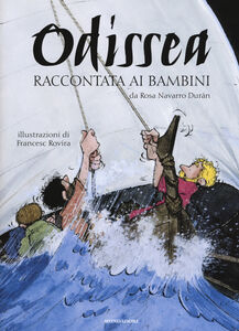 Libro Odissea raccontata ai bambini Rosa Navarro Durán 0
