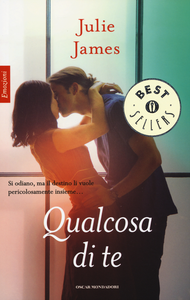 Libro Qualcosa di te Julie James