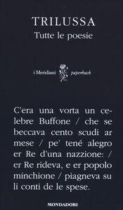 Libro Tutte le poesie Trilussa
