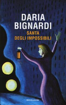 Santa degli impossibili - Daria Bignardi - copertina
