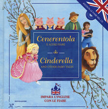 Cefalufilmfestival.it Cenerentola e altre fiabe-Cinderella and other fairy tales. Con CD Audio Image