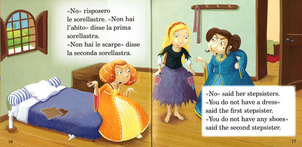Libro Cenerentola e altre fiabe-Cinderella and other fairy tales. Con CD Audio  1