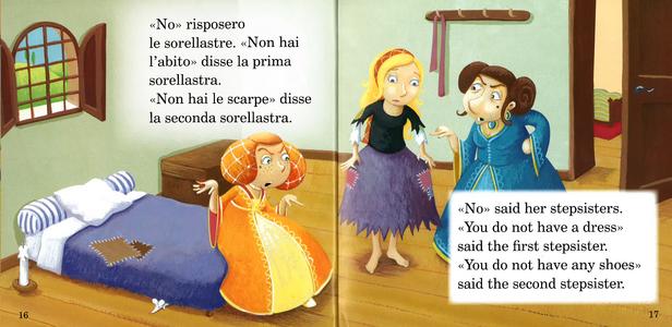 Libro Cenerentola e altre fiabe-Cinderella and other fairy tales. Con CD Audio  1