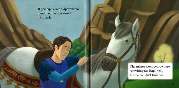 Libro Cenerentola e altre fiabe-Cinderella and other fairy tales. Con CD Audio  4