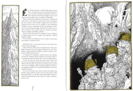 Libro La regina nel bosco Neil Gaiman 1