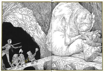 Libro La regina nel bosco Neil Gaiman 2