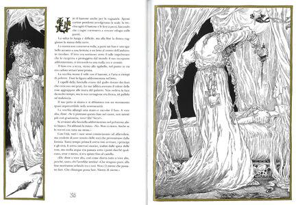 Libro La regina nel bosco Neil Gaiman 3
