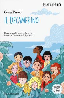 Il Decamerino - Guia Risari - copertina