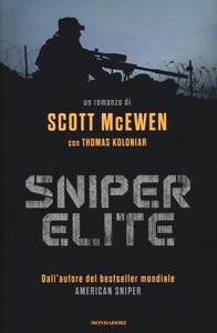 Libro Sniper elite Scott McEwen , Thomas Koloniar