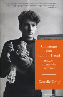Secchiarapita.it Colazione con Lucian Freud. Ritratto di una vita nell'arte Image