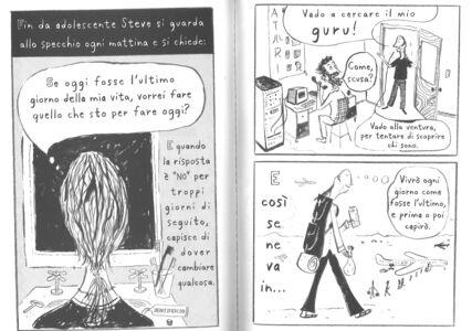 Libro Steve Jobs. Follemente grande Jessie Hartland 2
