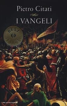 I Vangeli - Pietro Citati - copertina