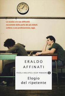 Elogio del ripetente - Eraldo Affinati - copertina