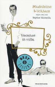 Libro Vacanze in villa Madeleine Wickham