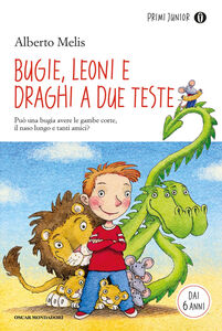 Libro Bugie, leoni e draghi a due teste Alberto Melis