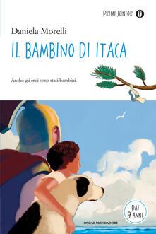 Il bambino di Itaca - Daniela Morelli - copertina
