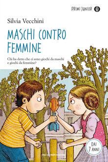 Maschi contro femmine - Silvia Vecchini - copertina