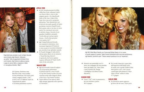 Foto Cover di Taylor Swift, Libro di Liv Spencer, edito da Mondadori 4