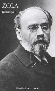 Libro Romanzi. Vol. 3 Émile Zola
