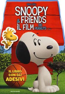 Il libro con gli adesivi. Snoopy & Friends. Ediz. illustrata.pdf