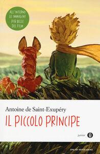 Foto Cover di Il Piccolo Principe, Libro di Antoine de Saint-Exupéry, edito da Mondadori